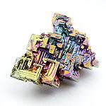 ビスマス結晶画像