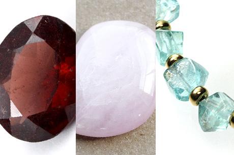 石の品質とエネルギー