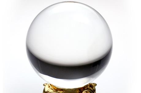 パワーストーンの加工 水晶